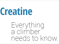 A Climber's Supplement Guide to Creatine