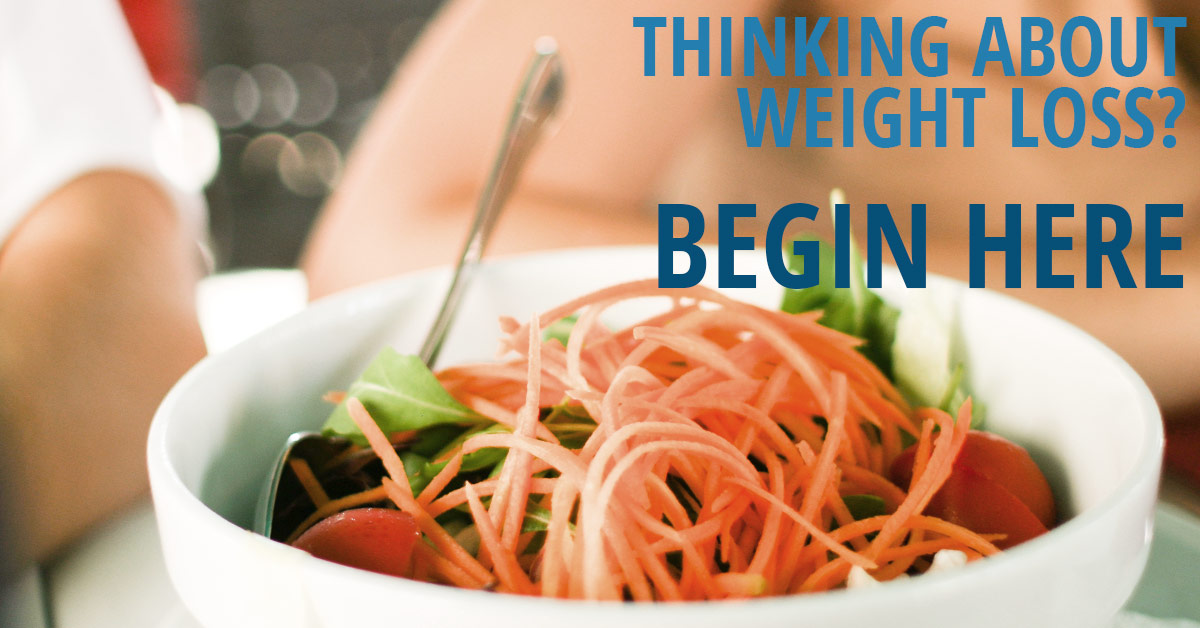 Weight loss tips (part 1)