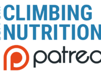Help Support Climbing Nutrition with Patreon