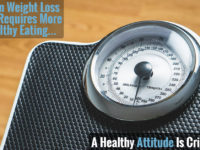 Long-Term Weight Loss Requires the Right Attitude