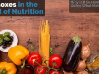 Paradoxes in Nutrition